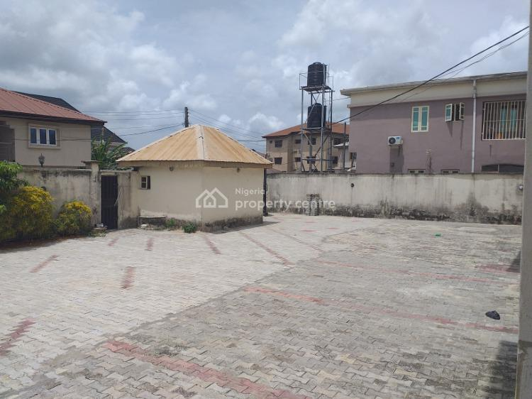 Six Units of 3bedroom Flats with Specious Compound, Budo Peninsula, Thomas Estate, Ajah, Lagos, Block of Flats for Sale