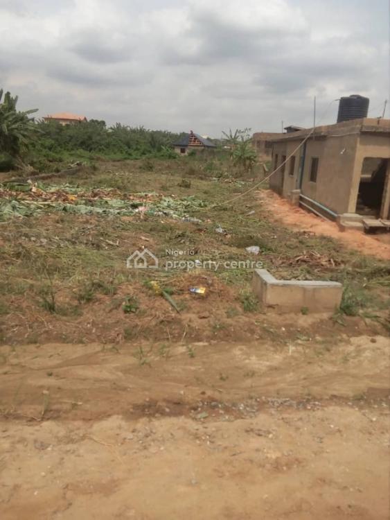 Land, Back of Mfm, Magboro, Ogun, Block of Flats for Sale
