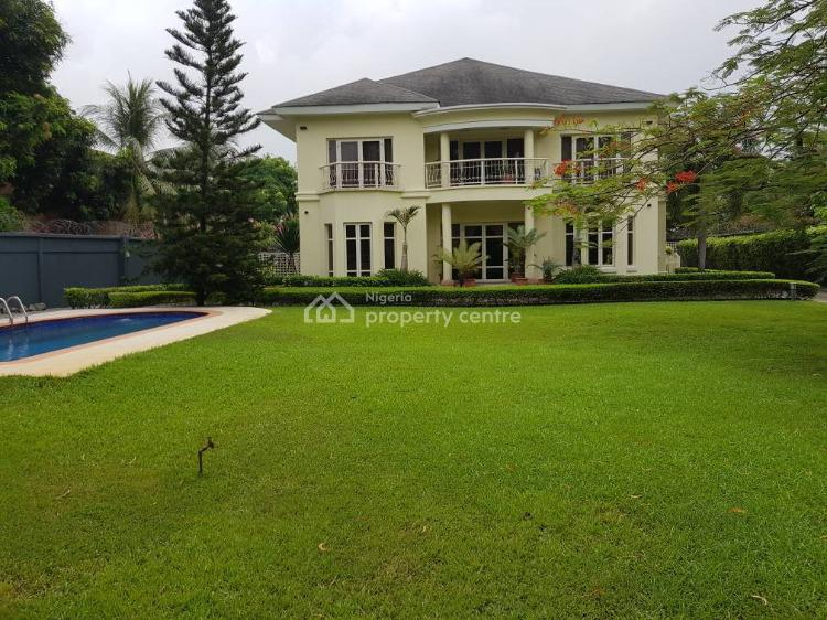 5 Bedroom Home Sitting on 1,750 Square Meters with Ample Parking Space, Vgc, Lekki, Lagos, Detached Duplex for Sale