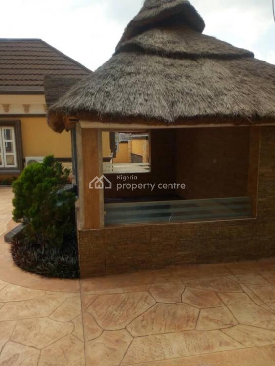 Massive 5bedroom Duplex with 2room Bq, Gwarinpa, Abuja, Detached Duplex for Sale