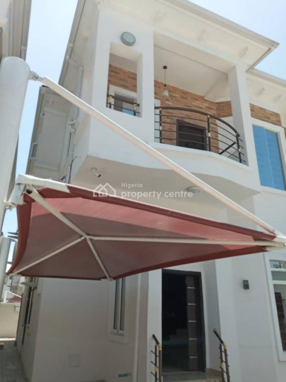 Newly Completed 4bedroom Semi Detached Duplex with a Room Bq, Orchid, Ikota, Lekki, Lagos, Semi-detached Duplex for Sale