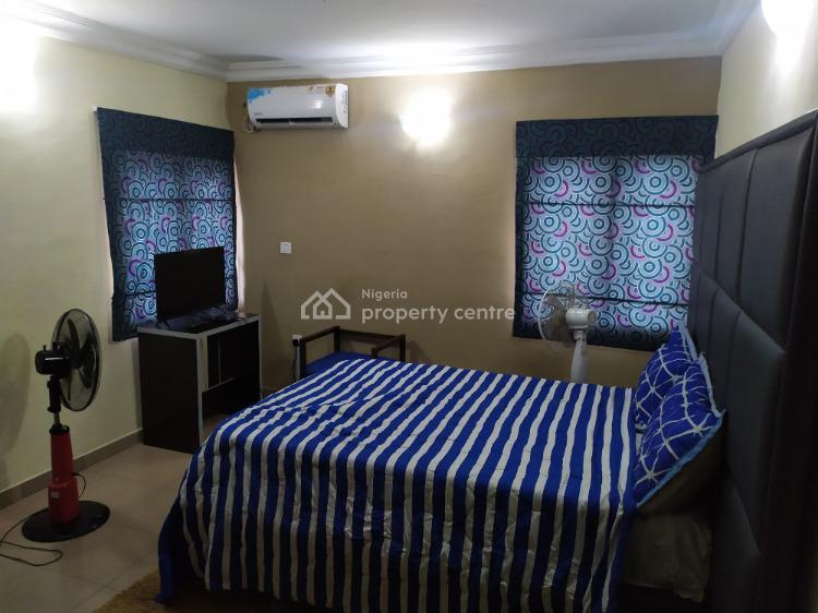 One Room Serviced Apartment, Opebi Link Bridge Road, Oregun, Ikeja, Lagos, Self Contained (single Rooms) Short Let