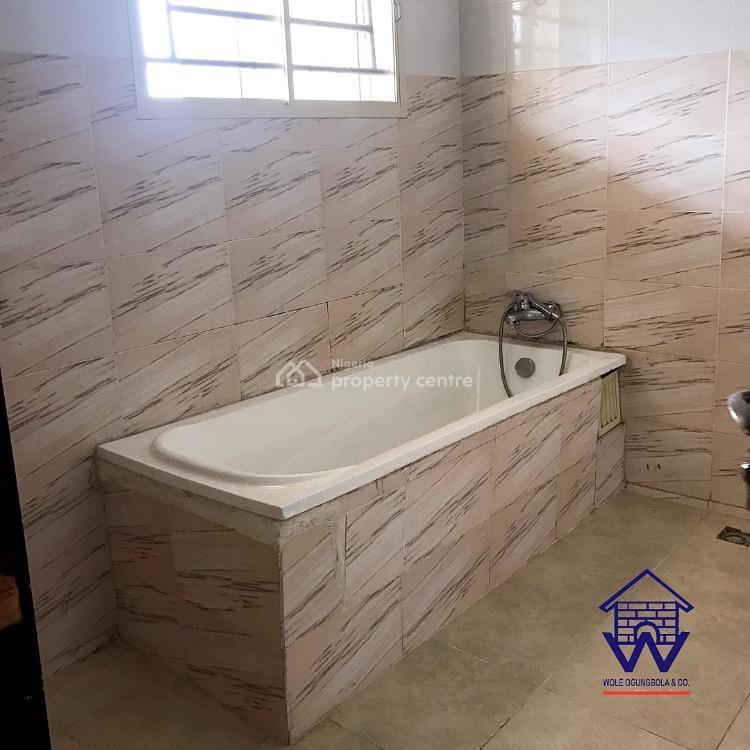 4 Bedroom Terrace with Excellent Facilities, Alexandria Quarter, Sangotedo, Ajah, Lagos, Terraced Duplex for Rent