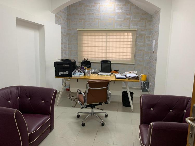 1-man Lushly Furnished & Serviced Office Space & Workstation, Probyn Road, Ikoyi, Lagos, Office Space for Rent