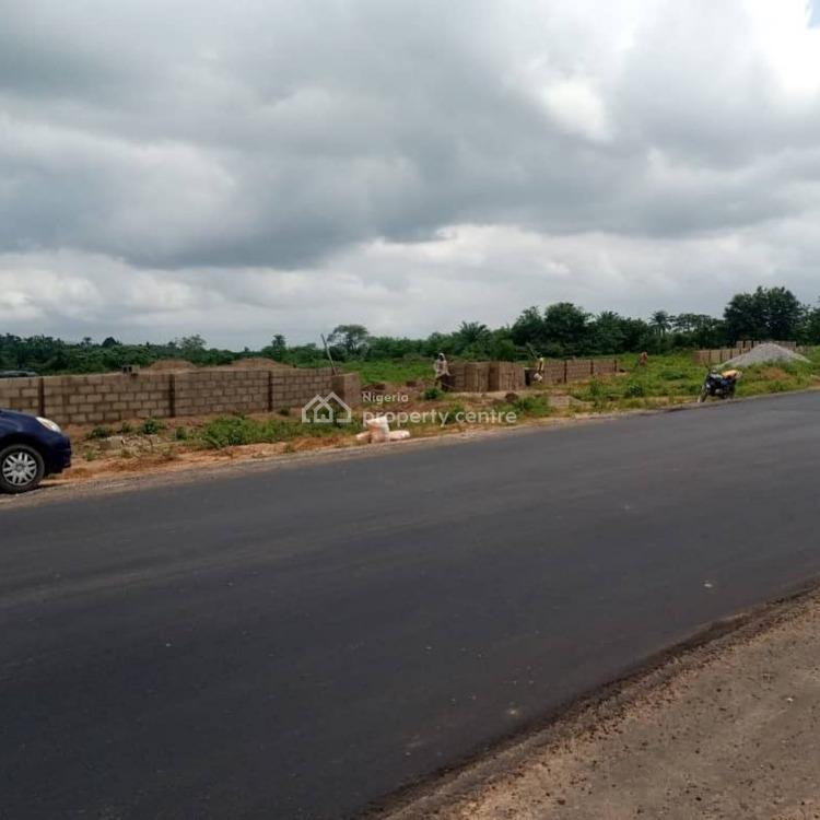 Estate Land, Pacesetter Estate, Alabata By Moniya, Ibadan, Oyo, Residential Land for Sale
