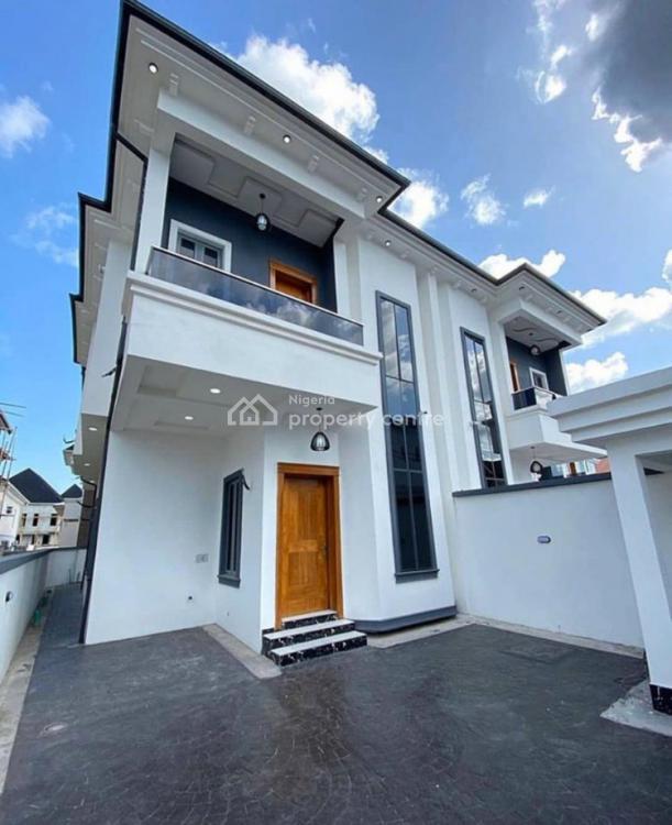 4bedroom Luxury Semi Detached Duplex with Bq, Osapa, Lekki, Lagos, Semi-detached Duplex for Sale