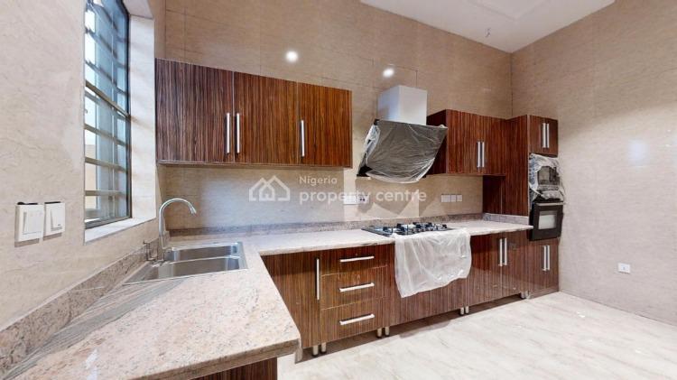 6 Units of 4 Bedroom Terrace with a Room Bq, Ilasha (entrance Through Enyo/world Oil), Ikate Elegushi, Lekki, Lagos, Terraced Duplex for Sale