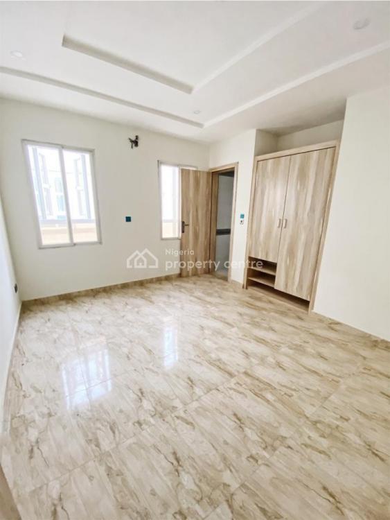 Fully Serviced 4 Bedroom Semi-detached Duplex, Orchid Road, Lekki Phase 1, Lekki, Lagos, Semi-detached Duplex for Rent