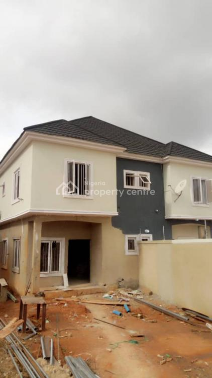 Newly Built 4bedroom Detached Duplex, Gateway Zone, Gra, Magodo, Lagos, Semi-detached Duplex for Sale