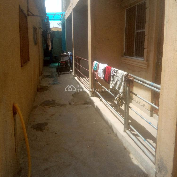 Newly Built Mini Flat Fenced with Gate, Obanikoro Estate, Obanikoro, Shomolu, Lagos, Mini Flat for Rent