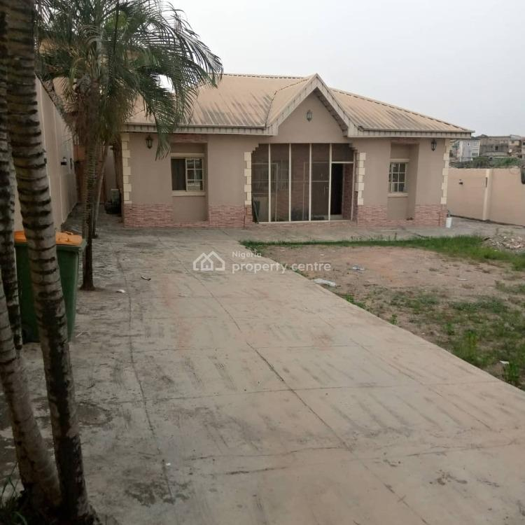 Exotic 3bedroom Bungalow Setback, Fagba, Agege, Lagos, Detached Bungalow for Sale