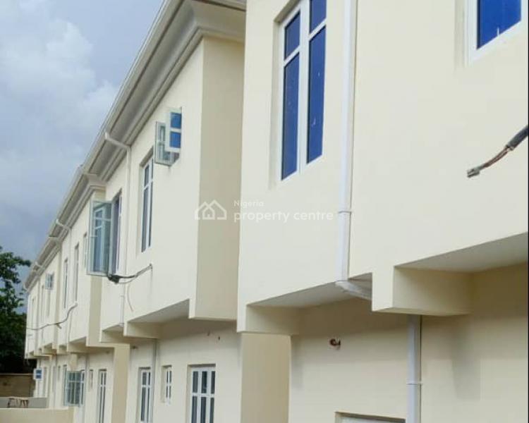 Newly Built Duplex, Gaduwa District, Gaduwa, Abuja, Terraced Duplex for Sale
