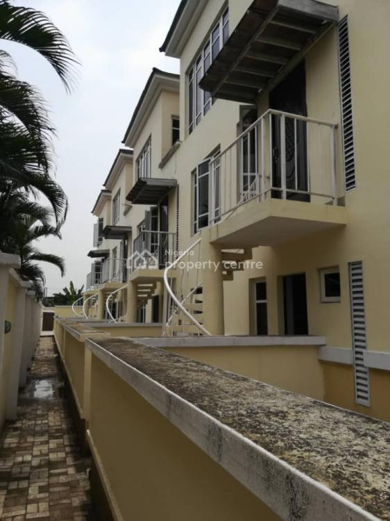 5 Nos of Newly Built 4 Bedroom Terrace Houses, Ikeja Gra, Ikeja, Lagos, Terraced Duplex for Sale