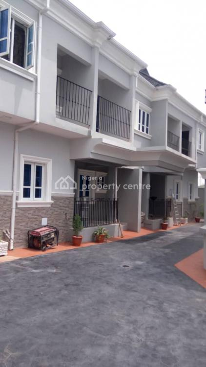 Newly Built Semi Detached 4 Bedroom, Arowojobe Estate, Mende, Maryland, Lagos, Semi-detached Duplex for Sale