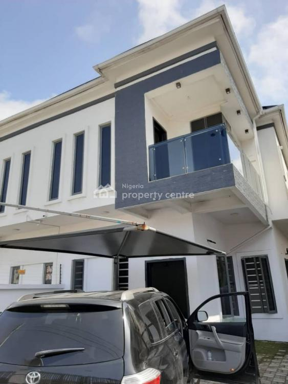 Luxurious 4 Bedrooms Semi Detached Duplex for Commercial and Residential, Ikate, Ikate Elegushi, Lekki, Lagos, Semi-detached Duplex for Rent