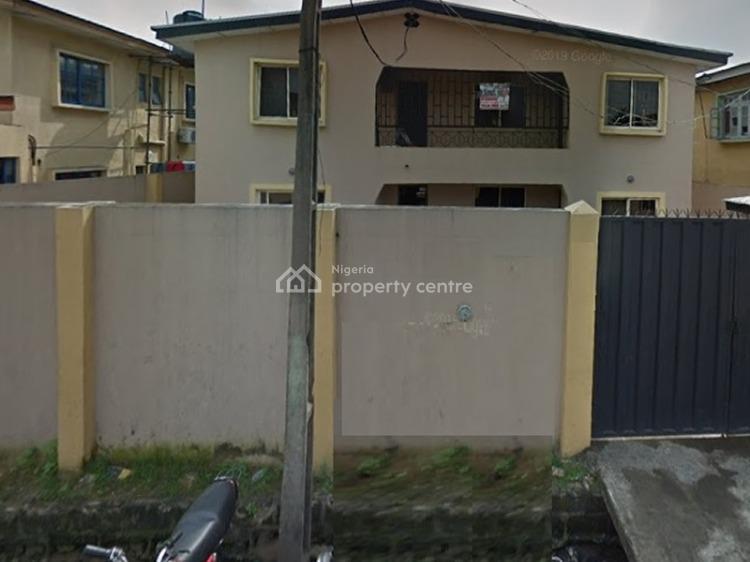 a Block of 4 Units of 3 Bedroom Flat on a Plot, Allen, Ikeja, Lagos, Block of Flats for Sale