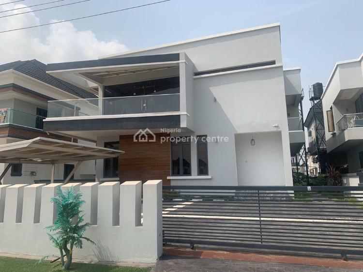Top-notch Finished 4 Bedroom Fully Detached Duplex, Ikota, Lekki, Lagos, Detached Duplex for Sale
