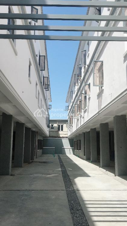 Newly Built 2bedroom Studio Apartment in a Mini Court, Orchid Road, Lekki Phase 2, Lekki, Lagos, Block of Flats for Sale