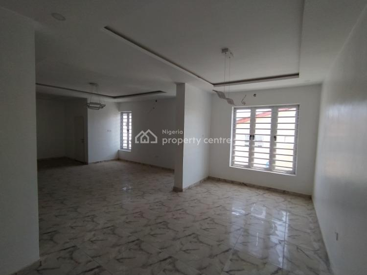 Luxury 4 Bedroom Terraced Duplex with Bq, Self Serviced, Opposite Chevron Tollgate, Lafiaji, Lekki, Lagos, Terraced Duplex for Rent