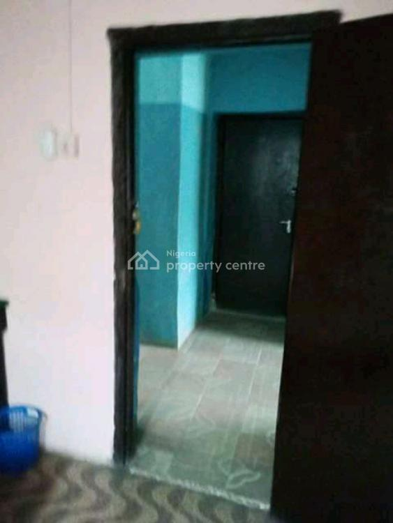 a Furnished Room in a Flat, Ojota, Lagos, Self Contained (single Rooms) for Rent