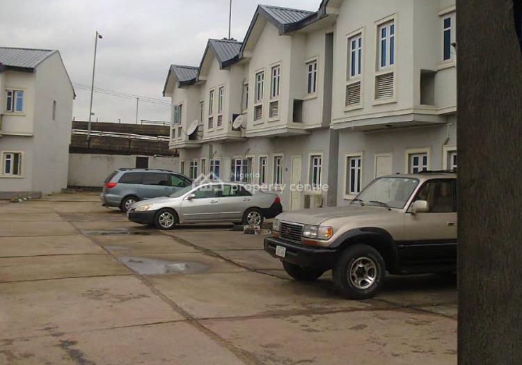 a 3 Bedroom Terrace Duplex, Ebute Metta West, Yaba, Lagos, Terraced Duplex for Sale