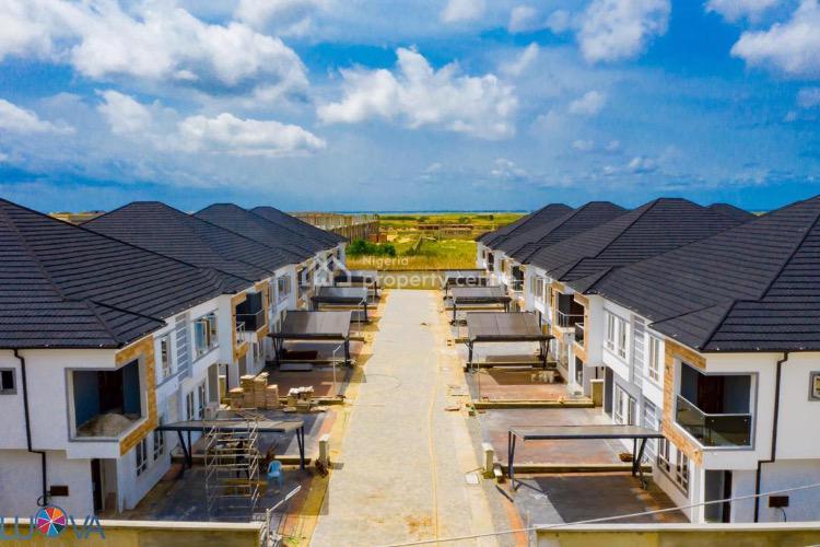 4 Bedroom Detached Duplex with Bq, Osapa, Lekki Phase 2, Lekki, Lagos, Detached Duplex for Sale