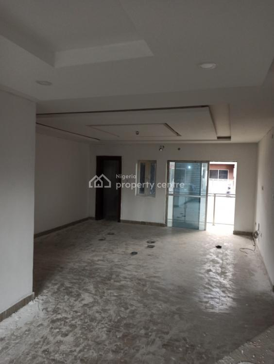 New 3 Bedrooms Apartment with a Boys Quarter., Close to Wuye International Market, Wuye, Abuja, Flat for Sale