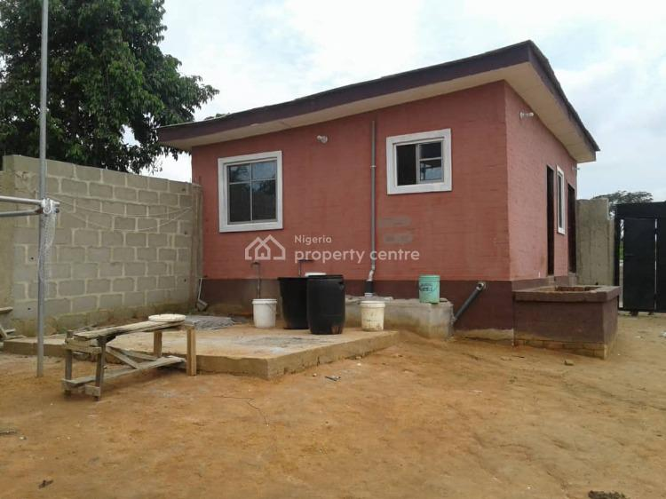 Fenced Farm Land, Agodo Ilisa Village,  Igbessa, Agbara, Ogun, Commercial Land for Sale