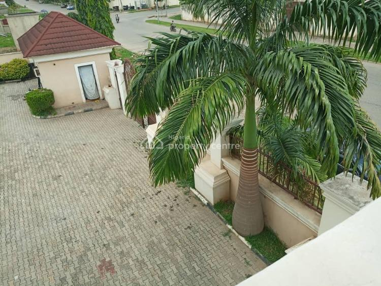5 Bedroom Mansion with 3 Parlours, Guest Chalet, Bq, Swimming Pool, Asokoro District, Abuja, Detached Duplex for Sale