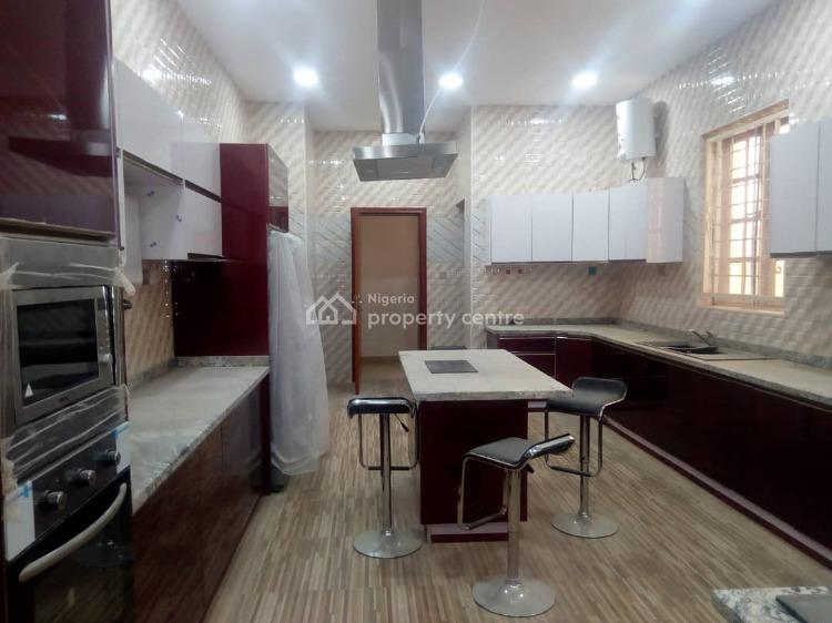 Tastefully Finished 5 Bedrooms Detached Duplex with 4 Rooms Bq, Katampe Extension, Diplomatic Zones, Abuja, Detached Duplex for Sale