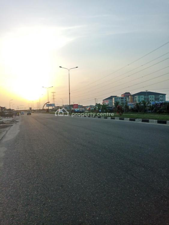 Strategic Location. Fenced 4 Plots of Land on Paved Road, Opposite Greensprings School, Awoyaya, Ibeju Lekki, Lagos, Commercial Land for Sale