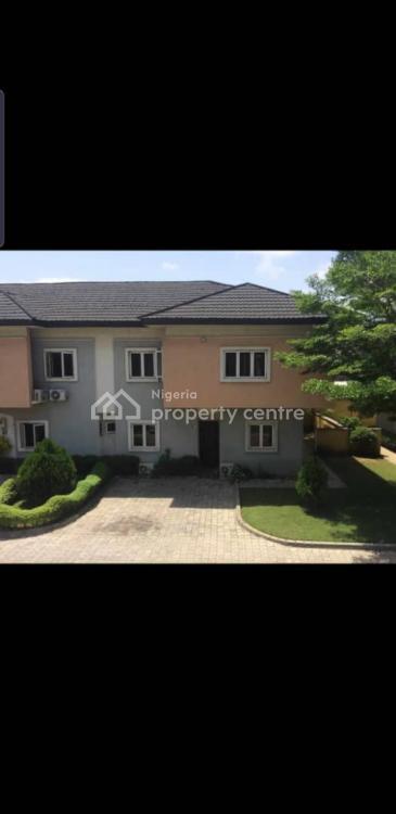 Lovely Built 4 Bedroom Semi-deatached House, Arcadia Mews, Agungi, Lekki, Lagos, Semi-detached Duplex for Sale