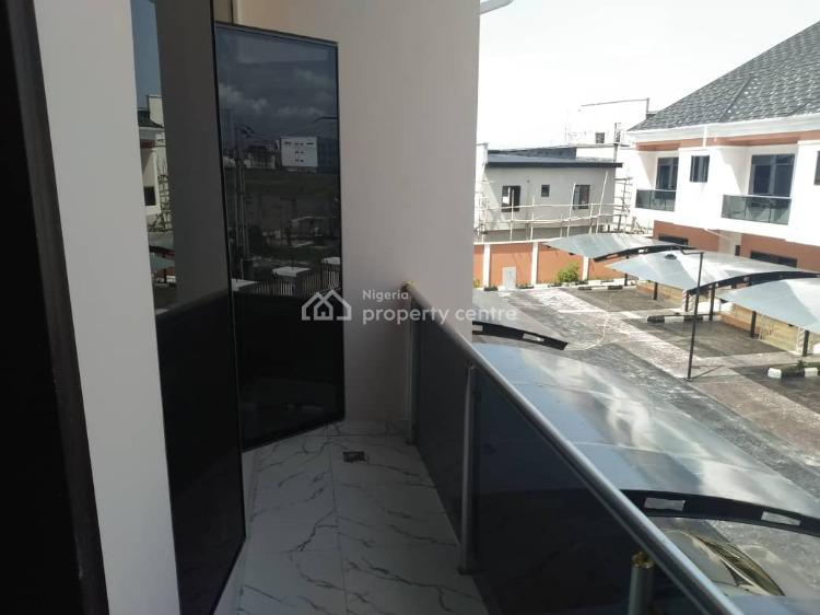 Exquisitely Finished 4 Bedroom Terraced Duplex, Ikate, Ilasan, Lekki, Lagos, Terraced Duplex for Sale