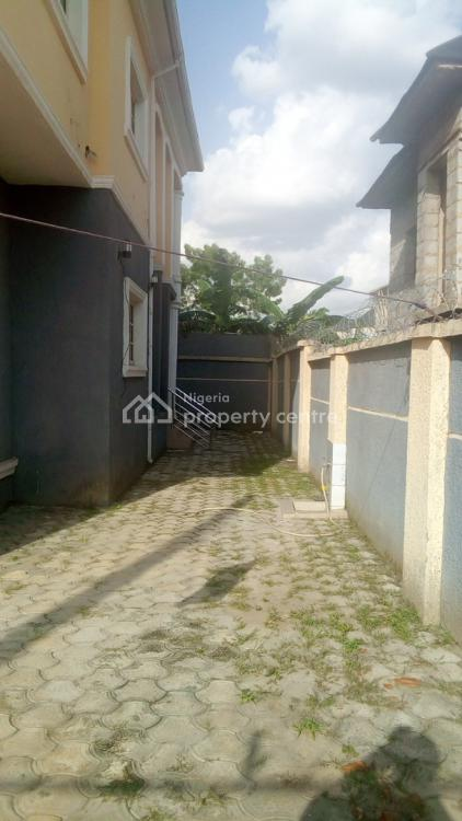 4 Bedroom Detached Duplex with Bq in an Estate, Mbora, Abuja, Detached Duplex for Rent