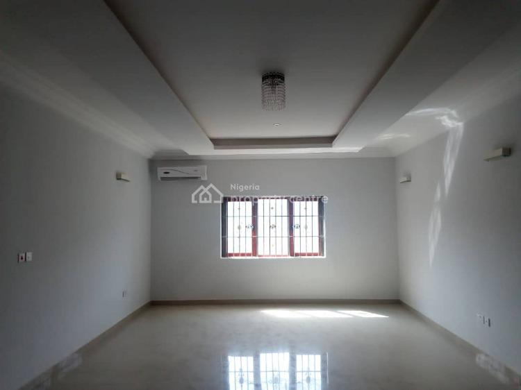 Luxury Serviced  5 Bedrooms Terraced with a Room Bq, Katampe Extension, Diplomatic Zones, Abuja, Terraced Duplex for Rent