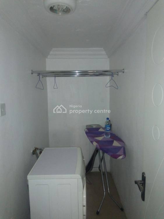 Serviced 1 Bedroom Flat with Generator and Air Conditioner, Apo Zone E, Apo, Abuja, Flat for Rent