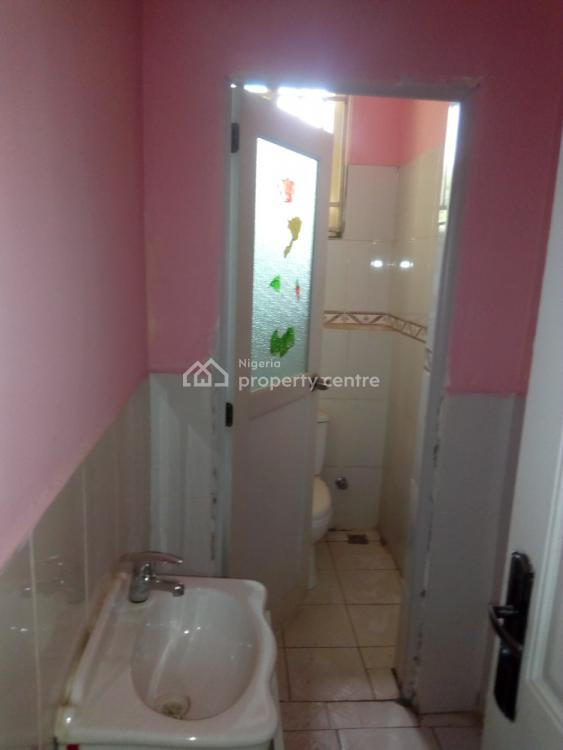 3 Bedroom Flat with Bq, Generator, Ac., Jabi District, Jabi, Abuja, Flat for Rent
