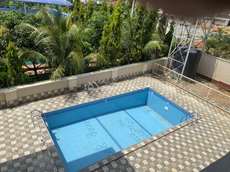 Luxury Duplex/mansion with Swimming Pool + 4 Rooms Bq, Katampe Extension, Katampe, Abuja, Detached Duplex for Sale