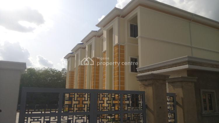 Luxury 4 Bedroom with Swimming Pool, Guzape District, Abuja, Terraced Duplex for Rent