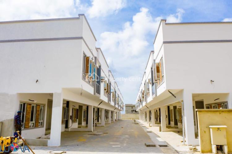 4 Bedrooms Detached Duplex with Bq, Osapa, Lekki, Lagos, Detached Duplex for Sale