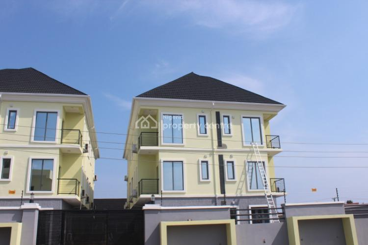 4 Units of Four Bedroom Semi-detached Duplex, Lekki Phase 1, Lekki, Lagos, Semi-detached Duplex for Sale