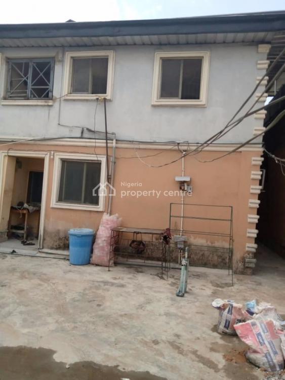 a Fairly Used and Spacious Mini Flat, Pedro Road, Palmgrove, Shomolu, Lagos, Mini Flat for Rent