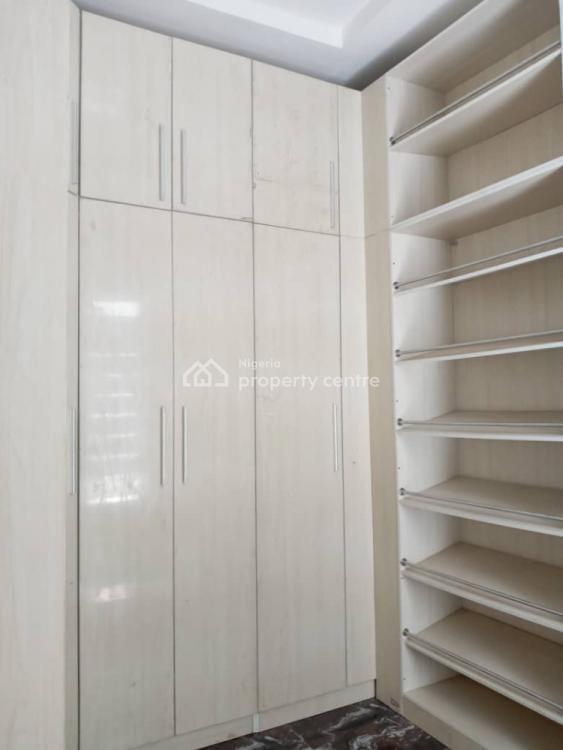 Newly Completed 4 Bedroom Semi Detached Duplex with a Room Bq., Ikota, Lekki, Lagos, Semi-detached Duplex for Sale