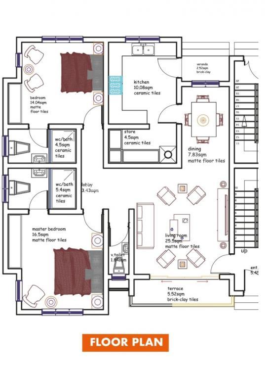 Luxury 2bedroom Apartment, Abraham Adasanya, Lekki Phase 2, Lekki, Lagos, Block of Flats for Sale