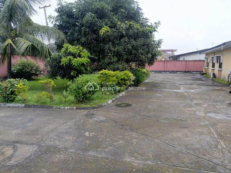 Two Detached Bungalows on 2 Plots of Land, Off Okporo Road, Rumuogba, Port Harcourt, Rivers, Detached Bungalow for Sale