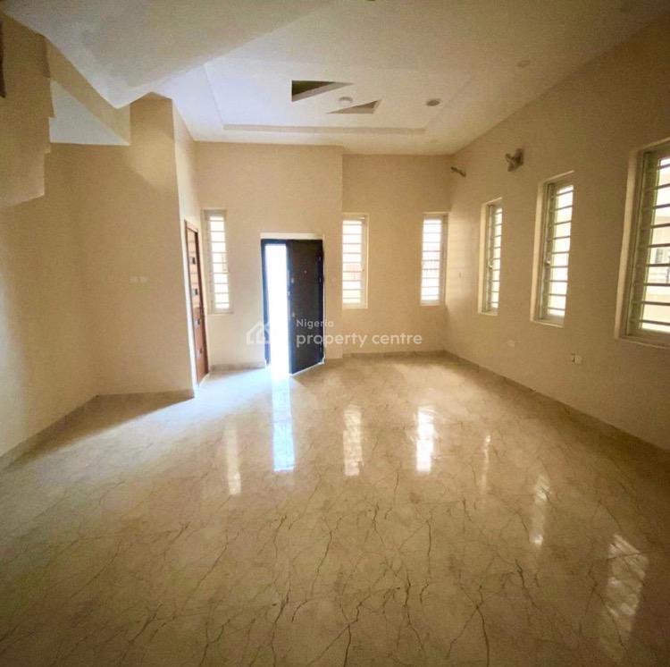 Brand New 4 Bedroom Semi-detached Duplex, Chevron, Lekki Phase 2, Lekki, Lagos, Semi-detached Duplex for Rent