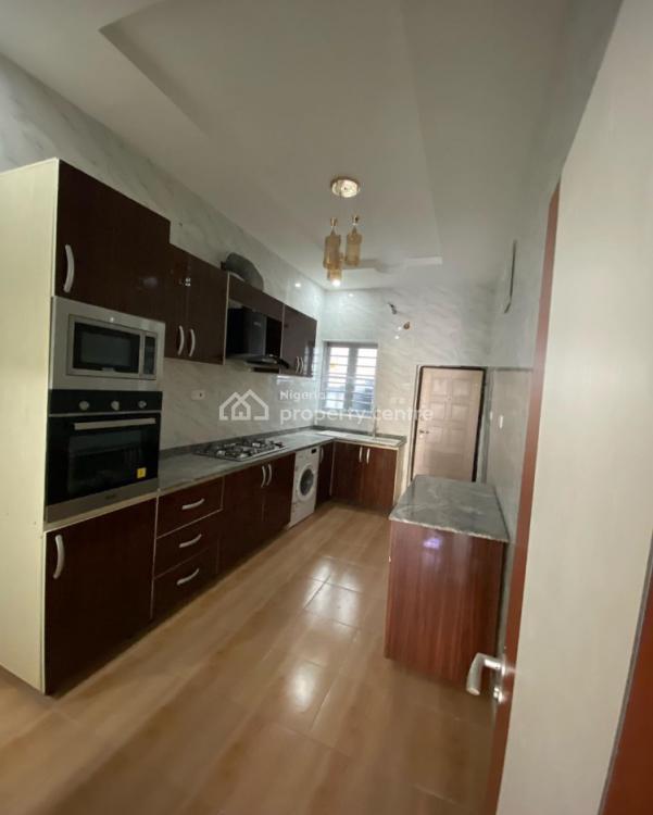 Brand New 4 Bedroom Semi-detached Duplex in a Secured Estate, Chevron, Lekki Phase 2, Lekki, Lagos, Semi-detached Duplex for Rent