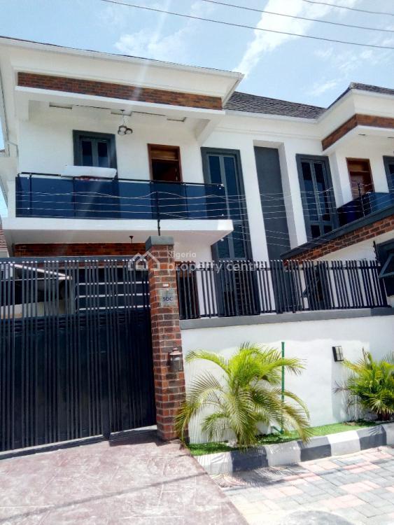 a Magnificent Duplex, Behind Shoprite, Lekki Phase 2, Lekki, Lagos, Detached Duplex for Rent