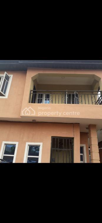 4 Bedroom Duplex, with 2 Nos 2 Bedroom Flat. Each Room Ensuite., Giwa Oke Aro, Ifako-ijaiye, Lagos, Detached Duplex for Sale