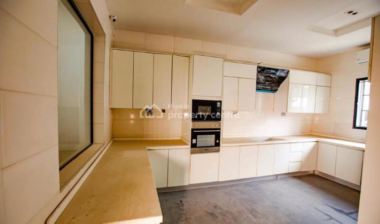 Luxury and Classy 4 Bedroom Semi Detached Terrace House with 1 Bq, Osborne Foreshore 2, Osborne, Ikoyi, Lagos, House for Sale